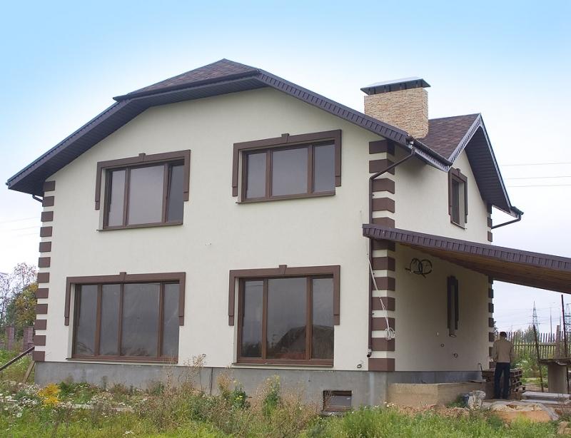 Остекление коттеджей и загородных домов