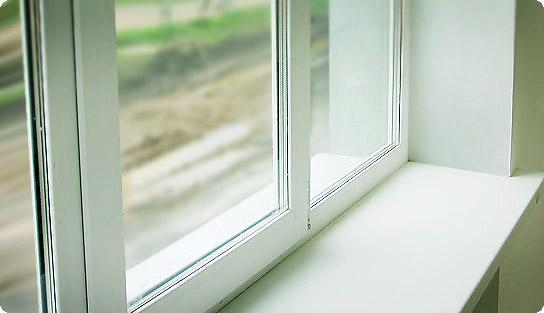 Отделка окна в деревянном доме внутренняя и внешняя