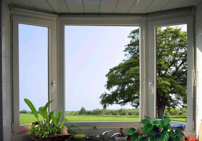 Откосы на окна Бантики из сетки своими